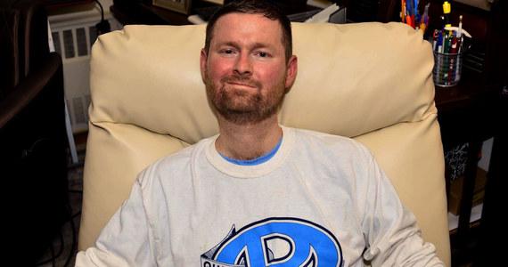 Amerykanin Patrick Quinn, chory na stwardnienie zanikowe boczne (ALS) współtwórca akcji Ice Bucket Challenge, zmarł w niedzielę w wieku 37 lat.