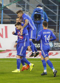 Piast Gliwice - Lechia Gdańsk 2-0 w meczu 10. kolejki Ekstraklasy