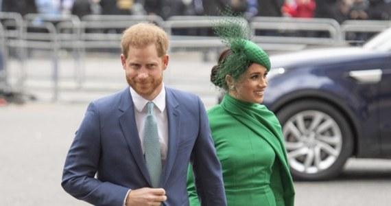 """Księżna Sussex Meghan Markle poroniła. Takie wyznanie pojawiło się w publikacji jej autorstwa w dzienniku """"New York Times"""". Meghan i jej mąż, książę Harry są rodzicami małego Archiego."""