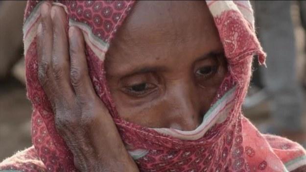 Około 50 tysięcy osób uciekło z ogarniętego wojną domową regionu Tigraj w Etiopii.