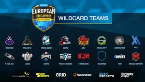 European Development Championship Wildcard czas start