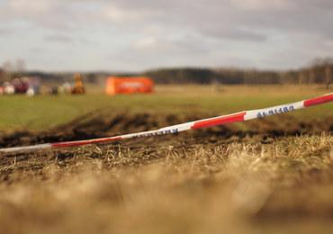 Zgłosił zaginięcie matki. Policjanci znaleźli jej ciało w kompostowniku