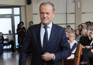 Tusk: Będzie to poważny kłopot dla populistów i profesjonalnych kłamców
