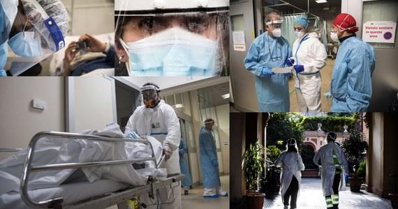 31 grudnia minął dokładnie rok odkąd Chiny poinformowały biuro krajowe Światowej Organizacji Zdrowia (WHO) w tym państwie o przypadkach zakażenia zapaleniem płuc o nieznanej przyczynie wykrytych w mieście Wuhan. Dziś wiemy, że chodzi o koronawirusa (SARS-Cov-2), wywołującego chorobę Covid-19. Dotarła ona już w każdy zakątek globu. Zobaczcie specjalne kalendarium, w którym przedstawiamy, jak w Polsce i na świecie walczy się z pandemią.