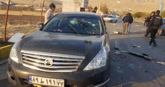 Nie mam pojęcia, kto zamordował naukowca w Teheranie, ale zamach jest bardzo zawstydzający dla Iranu - oświadczył izraelski minister ds. osadnictwa Cachi Hanegbi w wywiadzie dla telewizji Keszet 12. Naukowiec ds. nuklearnych Monsen Fakhrizadeh zginął w piątek.