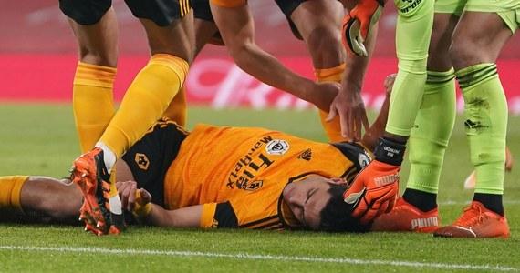 Meksykanin Raul Jimenez z Wolverhampton Wanderers został w niedzielny wieczór odwieziony do szpitala z poważnie wyglądającym urazem głowy. W trakcie meczu angielskiej ekstraklasy z Arsenalem piłkarz gości zderzył się z obrońcą rywali Davidem Luizem.