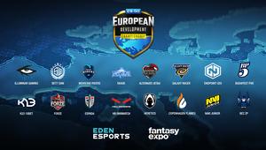 European Development Championship: Ogłoszenie uczestników pierwszego sezonu