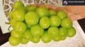 Winogrona wielkości kurzych jaj. Cena zwala z nóg