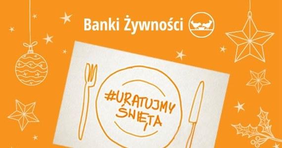 Uratujmy Święta! Zakończyła się 24. Świąteczna Zbiórka Żywności w sklepach w dniach 23 do 28 listopada. Do 20 grudnia przedłużono zbiórkę w wirtualnym sklepie Banków Żywności www.zbiorkazywnosci.pl.