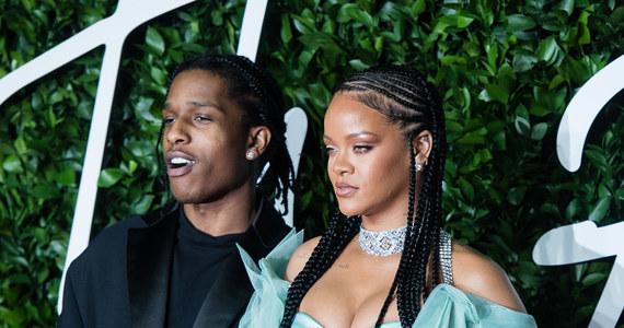Rihanna i ASAP Rocky są parą? Zaskakujące doniesienia  - Muzyka w INTERIA.PL