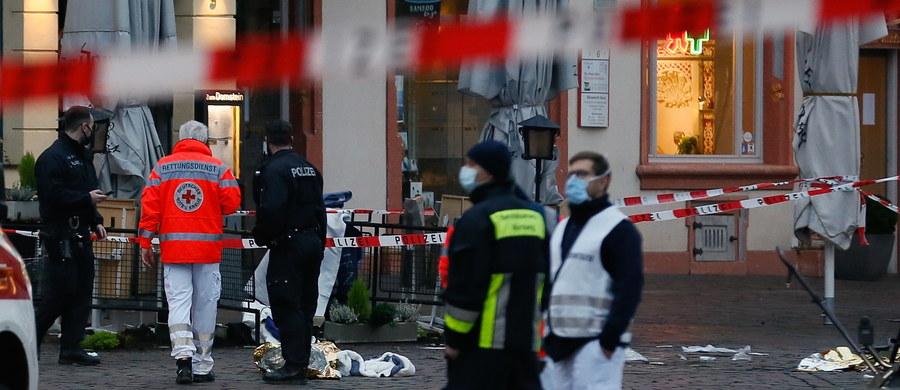 Bernd W. - mężczyzna, który wjechał w ludzi na deptaku w niemieckim Trewirze, najprawdopodobniej miał problemy z alkoholem. W dniach poprzedzających atak mieszkał w samochodzie. Sąd zdecydował, że trafi do aresztu.