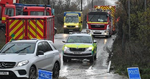 Potężna eksplozja w zakładzie recyklingu w pobliżu Bristolu w południowo-zachodniej Anglii - poinformowały służby ratunkowe. Cztery osoby nie żyją.
