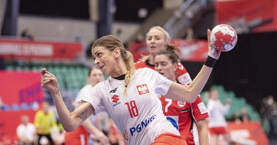 Polska przegrała w Kolding z Rumunią 24:28 (15:11) w swoim drugim meczu grupy D mistrzostw Europy piłkarek ręcznych, które odbywają się w Danii.