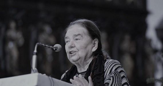Nie żyje Katarzyna Łaniewska. Aktorka miała 87 lat. Informację o jej śmierci potwierdził Krzyszof Szuster, prezes Związku Artystów Scen Polskich.