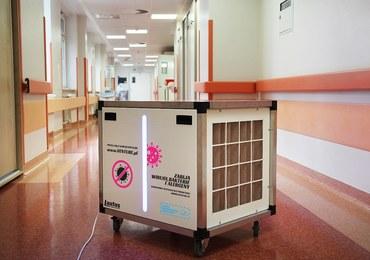 Hybrydowy oczyszczacz do dekontaminacji powietrza - Lautus w obliczu pandemii