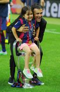 Luis Enrique, selekcjoner Hiszpanów, przeżył rodzinną tragedię, ale wrócił do piłki