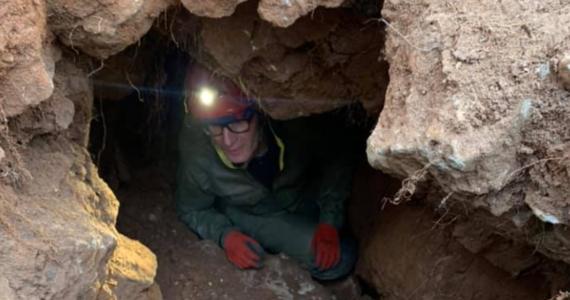 W rezerwacie przyrody Moczydło, na terenie Jaworzni koło Kielc dokonano niezwykłego odkrycia - informuje Onet. W trakcie prac przy powstającej tam ścieżce dydaktycznej natrafiono na wejście do nieznanej dotąd jaskini.