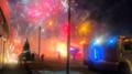 Pożar w magazynie fajerwerków. Przedwczesny sylwester w Rosji