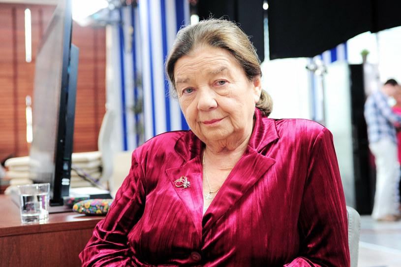 Uroczystości pogrzebowe aktorki Katarzyny Łaniewskiej odbędzie się 17 grudnia w Warszawie - poinformowała rodzina artystki w nekrologu opublikowanym w czwartek wieczorem przez Związek Artystów Scen Polskich (ZASP).