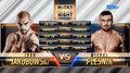 Boks. Igor Jakubowski przegrał walkę o pas mistrzowski Rocky Boxing Promotion (POLSAT SPORT). wideo