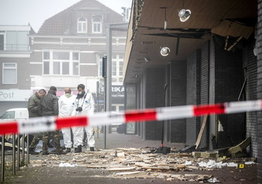 Holandia: Znów eksplozja w polskim supermarkecie