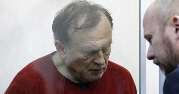 Prokuratura domaga się 15 lat kolonii karnej dla znanego petersburskiego historyka Olega Sokołowa, który oskarżony jest o zabicie i poćwiartowanie swojej studentki i partnerki życiowej, 24-letniej Anastasii Jeszczenko.