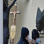 Msza pożegnalna Piotra Machalicy