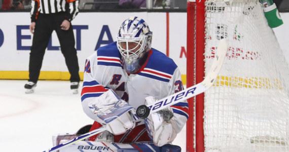 NHL. Henrik Lundqvist przejdzie operację na otwartym sercu