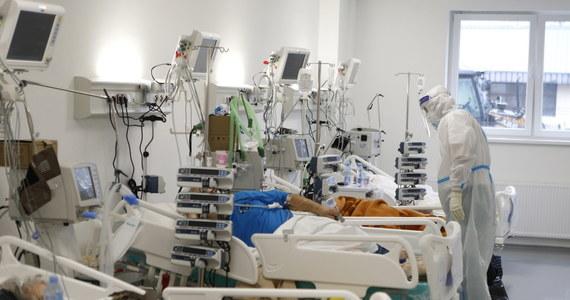Ministerstwo Zdrowia poinformowało o 11 267 nowych zakażeń koronawirusem. W ciągu ostatniej doby zmarły 483 osoby. Ogółem w Polsce koronawirusem zaraziło się 1 194 110 osób. 25 254 pacjentów zmarło.