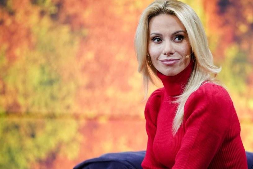 """Krakowianka z dziada pradziada przeniosła się do Warszawy, aby tu zrobić karierę w telewizji. Małgorzata Opczowska w programie TVP """"Pytanie na śniadanie"""" pracuje od niedawna, ale jak sama przyznaje, odnajduje się tam znakomicie."""