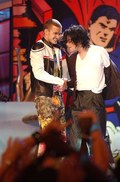 Michael Jackson wzgardził piosenkami z debiutanckiej płyty Justina Timberlake'a