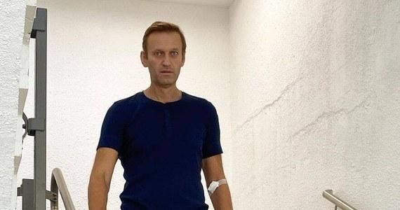 """Rzecznik Kremla Dmitrij Pieskow, komentując nagranie rozmowy Aleksieja Nawalnego z człowiekiem przypuszczalnie zamieszanym w próbę jego otrucia, nazwał opozycjonistę """"chorym"""", u którego widać """"wyraźną manię prześladowczą"""" i """"pewne objawy manii wielkości""""."""
