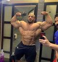 Big Ramy: Olbrzym, który pokonał Covid-19