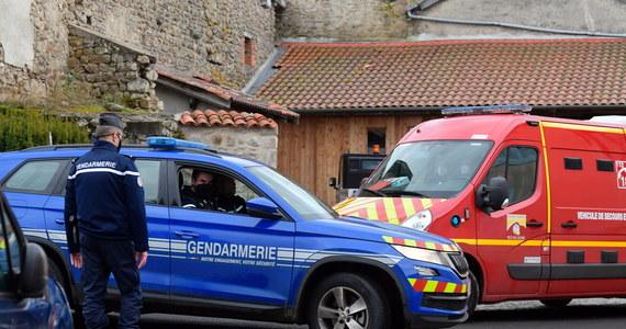 Dramatyczne doniesienia z Francji. Trzech żandarmów zginęło, a czwarty został ranny w strzelaninie w pobliżu Puy-de-Dome w środkowej Francji.