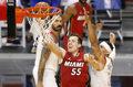 "NBA. Miami Heat - New Orleans Pelicans 111:98. Rekord ""trójek"" Duncana Robinsona"