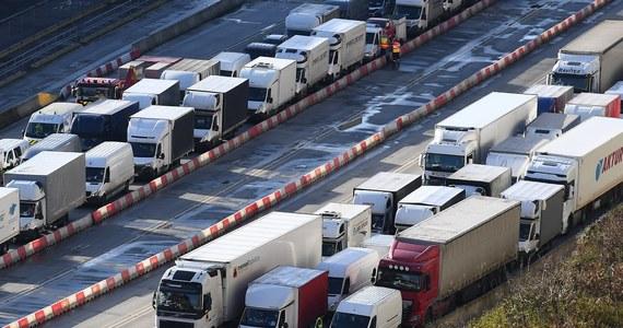 Ponad 8000 ciężarówek przeprawiło się już przez kanał La Manche do Francji od czasu, gdy w środę ponownie otworzyła ona swoją granicę, a na przejazd czeka jeszcze ok. 1600 - poinformowało w sobotę po południu brytyjskie ministerstwo transportu.