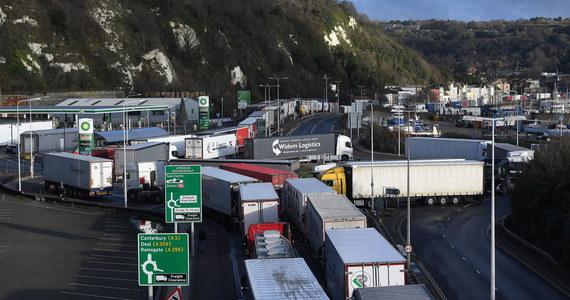 Brytyjska wiceminister spraw zagranicznych Wendy Morton podziękowała Polsce za pomoc przy przeprowadzaniu testów na obecność koronawirusa u kierowców czekających na przeprawę przez kanał La Manche do Francji.