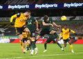 Wolverhampton Wanderers - Tottenham Hotspur 1-1 w 15. kolejce Premier League