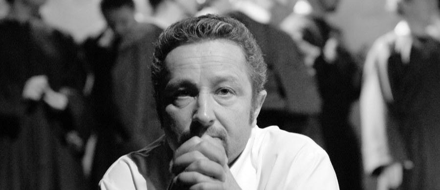 Nie żyje Mieczysław Morański - popularny aktor teatralny, filmowy i dubbingowy. Miał 60 lat. O jego śmierci poinformował Teatr Rampa, z którym był związany.