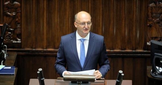 Kandydatura Piotra Wawrzyka na Rzecznika Praw Obywatelskich została już formalnie zgłoszona w Sejmie - poinformowała rzeczniczka PiS Anita Czerwińska.