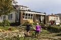 Tajfuny, powodzie, pożary pochłonęły miliardy dolarów