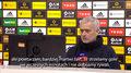 Mourinho: Martwi mnie, że nie dobijamy rywali. Wideo