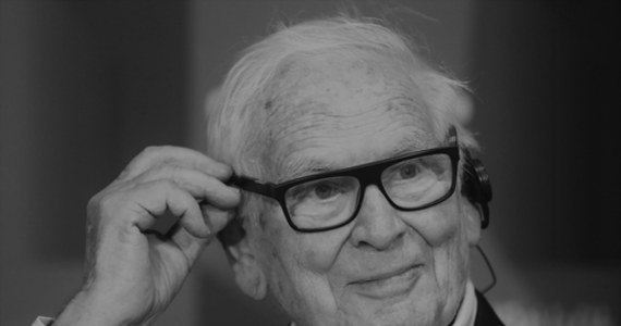 Nie żyje znany francuski projektant mody Pierre Cardin. Miał 98 lat. Cardin zmarł rano w szpitalu w Neuilly pod Paryżem.