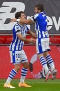 Athletic Bilbao - Real Socioedad San Sebastian 0-1 w 16. kolejce Primera Division