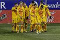 SD Huesca - FC Barcelona 0-1 w meczu 17. kolejki Primera Division