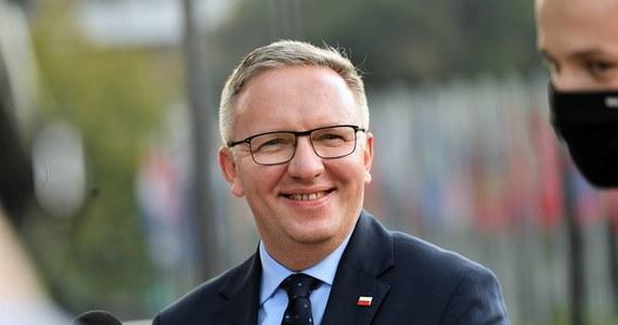 Zmiany w kancelarii prezydenta. Andrzej Duda odwołał Krzysztofa Szczerskiego z funkcji szefa jego gabinetu i powołał na to stanowisko Pawła Szrota.