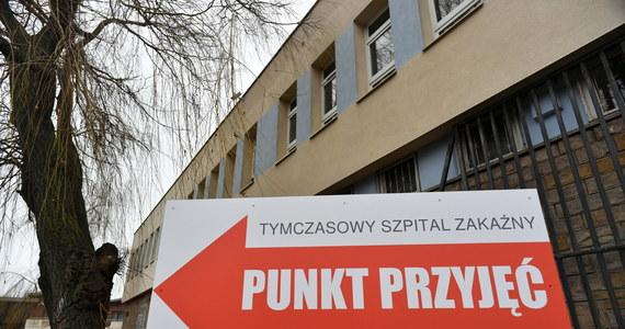 W ciągu ostatniej doby w Polsce odnotowano 14 151 nowych zakażeń koronawirusem. Zmarło 553 pacjentów.