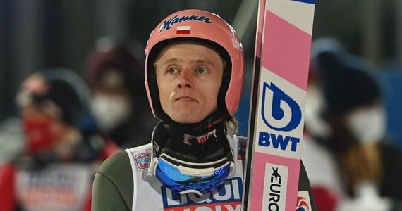 Letnie Grand Prix w Wiśle. Dawid Kubacki wygrał serię próbną