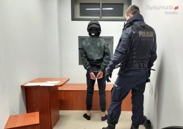 Skatował 52-latka drewnianą pałką. 18-latek z Katowic z zarzutem usiłowania zabójstwa