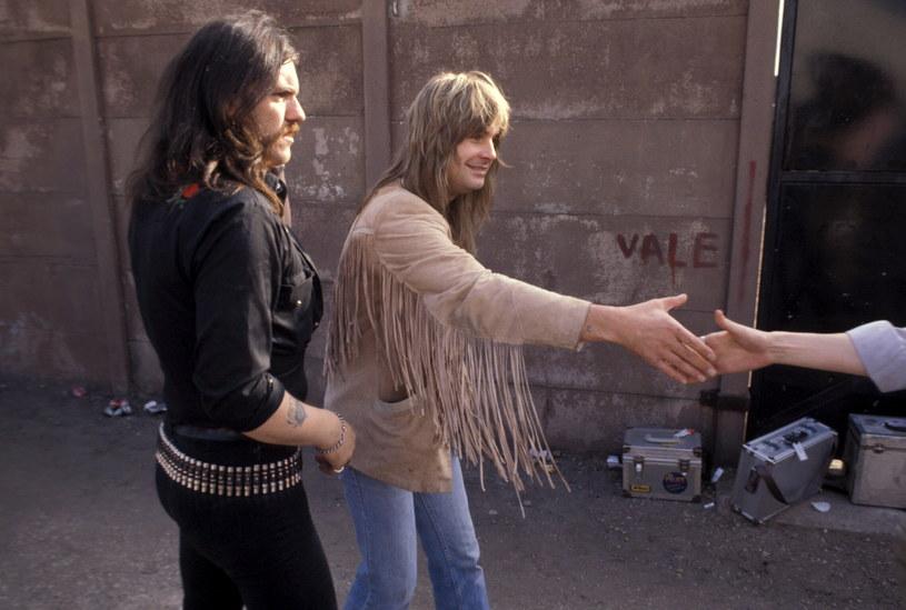 Ozzy Osbourne przyznał, że na krótko przed śmiercią Lemmy'ego Kilmistera miał okazję z nim rozmawiać. Wokalista dodał, że było to wstrząsające doświadczenie.